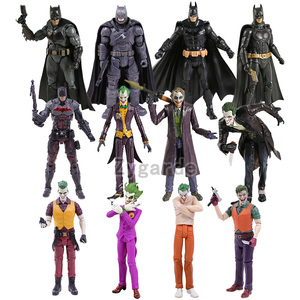 DC Comics Batman The Dark Knight Joker 7 Inch Action Figure Collection Model Toy Gift for Kids