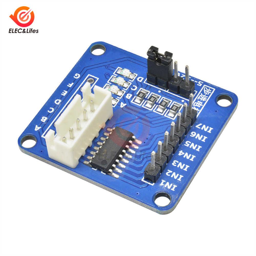 Módulo de placa de controlador de Motor paso a paso ULN2003 cc 5-12V para Arduino AVR SMD
