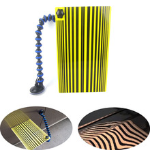 auto repair tool Reflector Board Dent Repair Tools - Yellow Paintless Removal Checking line