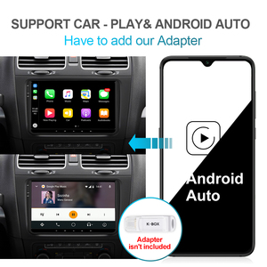 Image 5 - Isudar 1 Din Auto Radio Android 10 Per VW/Golf/POLO/Passat/Skoda/Fabia/octavia/Seat/Leon Auto Multimedia Video Player GPS USB DVR