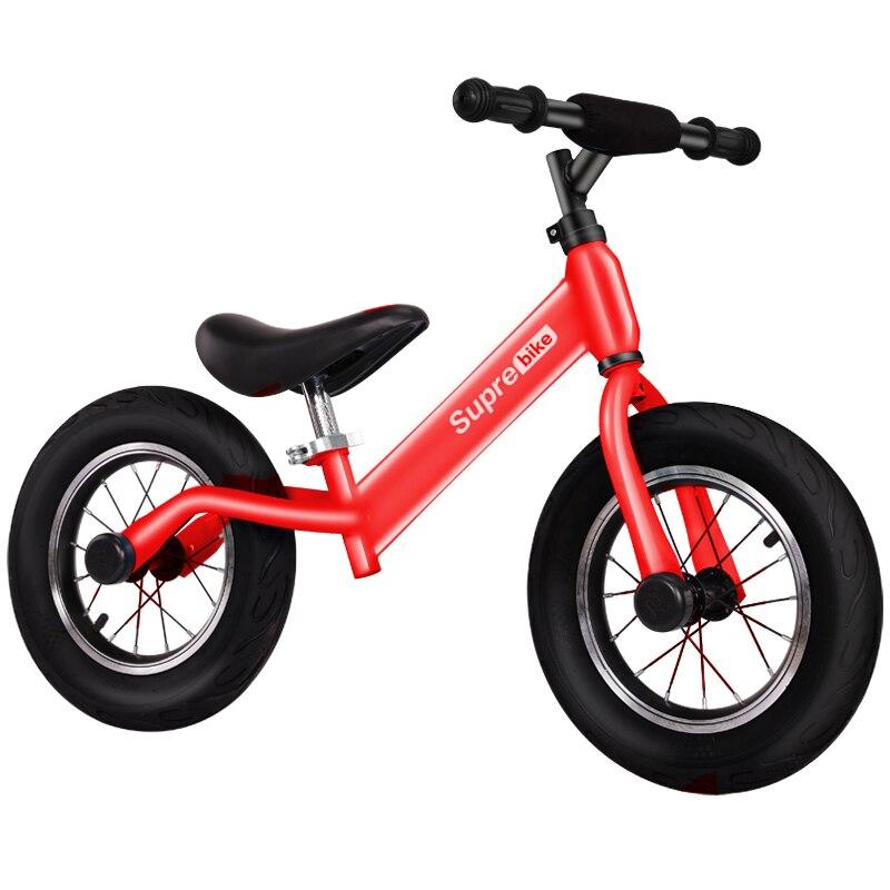 2020 nuevo 86X55X30cm fibra de carbono completa bicicleta de equilibrio para niños de dos seis años de edad - 4
