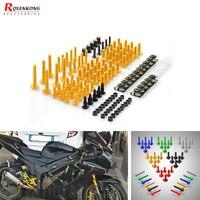Motorcycle Fairing Screw Bolt windscreen screw for SUZUKI GSXR 600/750 GSX R 600/750 1000 K1 K2 K3 K4 K5 K6 K7 K8 K9