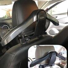 1 шт. креативный Удобный Крючок для автомобильного сиденья и Вешалка Подголовник вешалка для одежды на заднем сиденье автомобиля вешалка для одежды