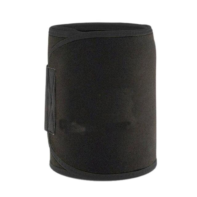 Adjustable Waist Support Waist Trimmer Belt Weight Loss Sweat Band Wrap Fats Tummy Stomach Sauna Sweat Belt For Walking Jogging- 1