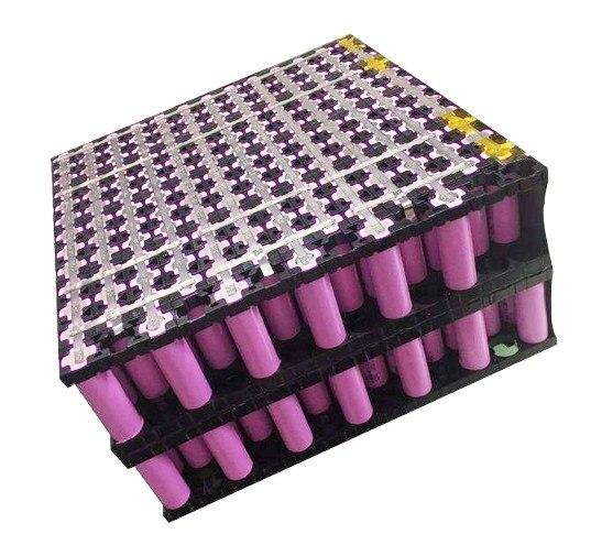 粉色电池组