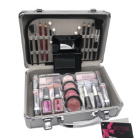 Makeup Kit Makeup Set Box professional makeup full suitcase Makeup Set Makeup For Women Lipstick,makeup Brushes Set