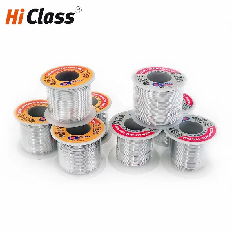 ASAHI Quality Hiclass Solder Wire Tin 63/37 60/40,50g 100g 200g 250g, 0.5mm 0.6mm 0.8mm 1.0mm 1.5mm 2.0mm Rosin Core Flux1.8 2.4