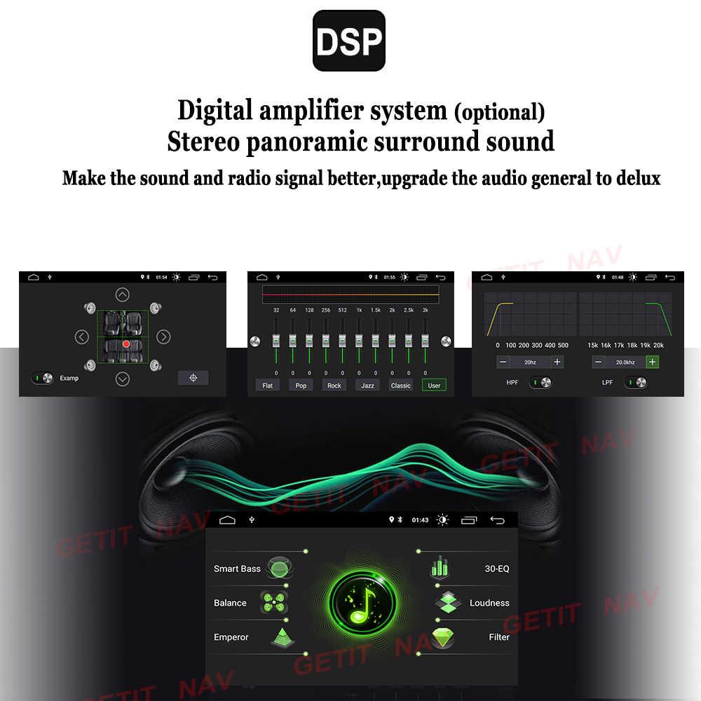 Dsp 9 ''アンドロイド 10 車ステレオ no dvd マルチメディアプレーヤー bmw E38 E39 X5 E53 M5 、ラジオ bt 無線 lan 、 1 喧騒車のヘッドユニット gps ナビゲーション