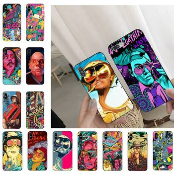 Fear and Loathing in Las Vegas Phone Case For iPhone 11 8 7 6 6S Plus 7 plus 8 plus X XS MAX 5 5S XR 12 11 Pro max se 2020 image