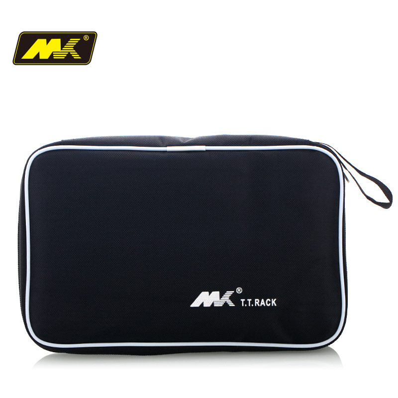 Customizable Portable Table Tennis Paddle Case Table Tennis Racket Bag Sports Bag Gourd Racket Cover Ping Pong Racket Bag