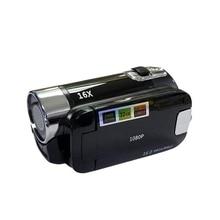 16X Digital Zoom Camera Recorder Video Camera Camcorder with Night Vision, Vlogging Camera Recorder 1080P 2.7 Inch LCD Rotatable