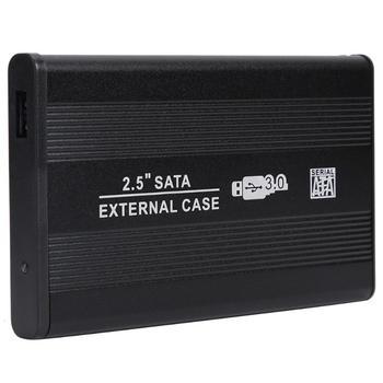 VKTECH 2.5 inch Hard Disk Case SATA3.0 Hard Disk Box Enclosure Upgrade 6Gbps USB3.0 Mobile External Case for Notebook Desktop PC