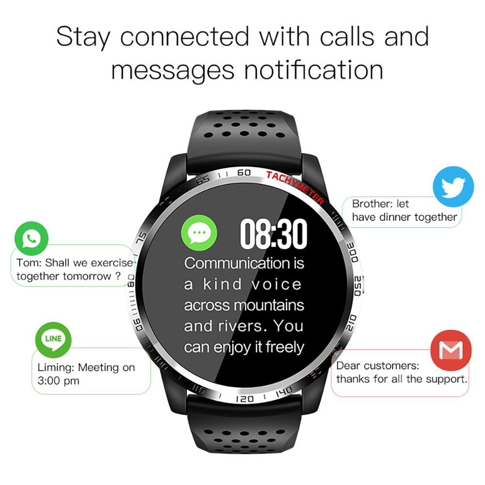 Image 3 - Bolzlun ECG PPG HRV Smart Watch Blood Pressure Heart Rate Monitor Band IP67 waterproof Multisport Fitness tracker Smart BraceletSmart Wristbands   -