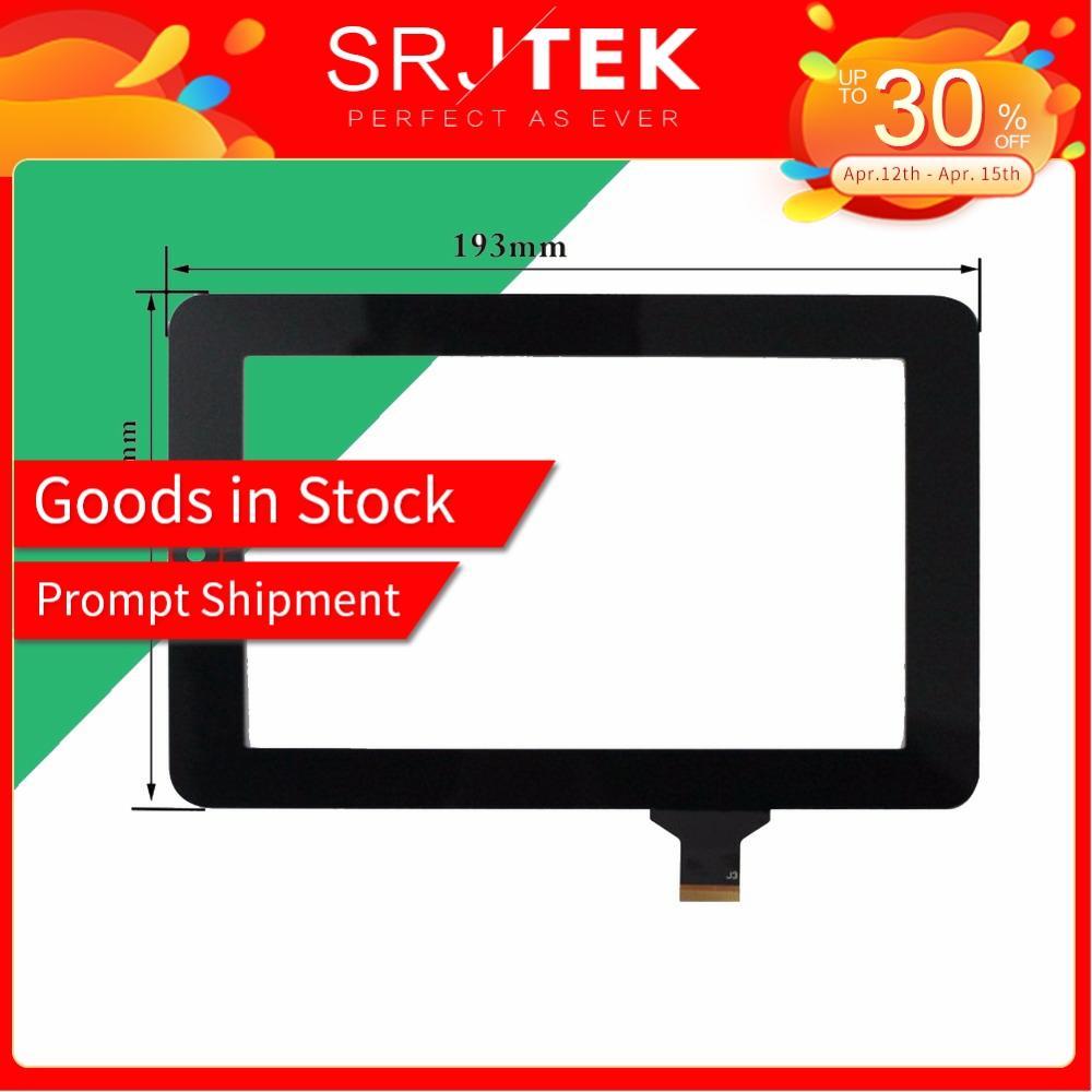 "Srjtek Original 7"" for Explay Surfer 7.02 Touch Screen Panel Digitizer Glass Sensor High Quality|touch 7|digitizer 7|sensor panel - title="