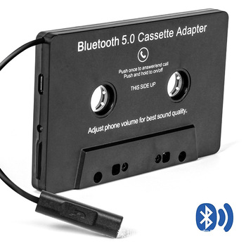 Bluetooth Cassette Adapter For Tape Player Wireless In Car Stereo Audio Converter Bluetooth Radio Cassettes Aux Adapt Hands Free smith english for careers audio cassettes 2ed