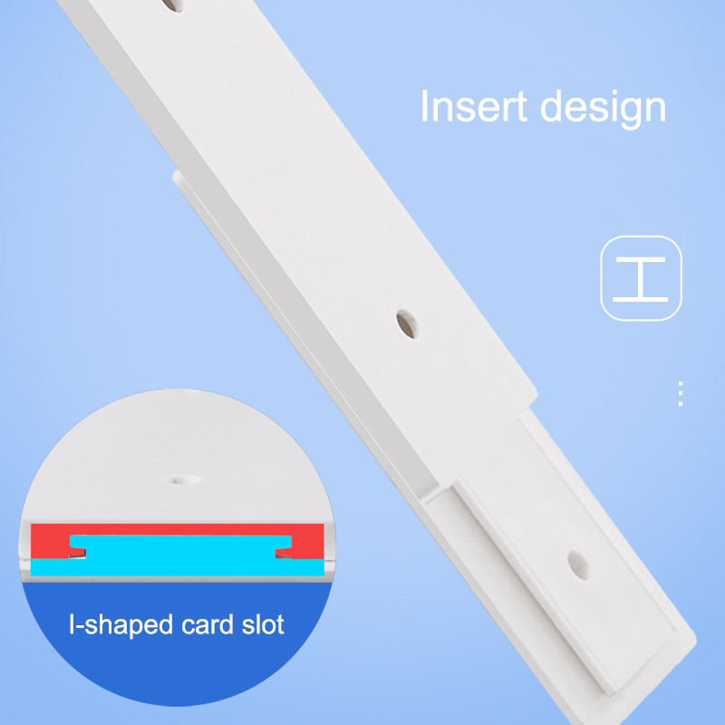 2019 Hot Sale Magic Plug Holder Seamless Punch-free Plug Sticker Wall Fixer Power Strip Holder For Sockets S7