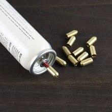 4 шт Прочный латунный медный адаптер для газовой насадки st