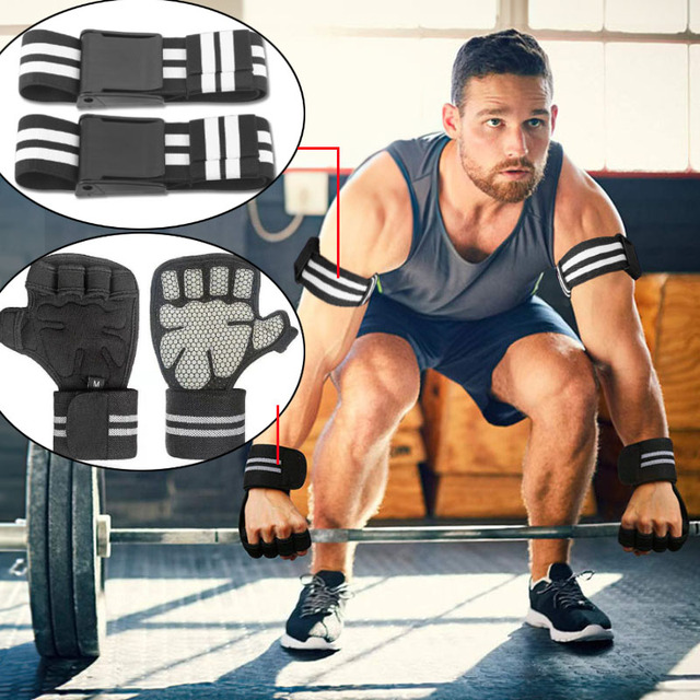 BFR Fitness Occlusion Bands Weight Bodybuilding Blood Flow Restriction Bands Arm Leg Wraps Fast Muscle Growth Gym Equipment 3