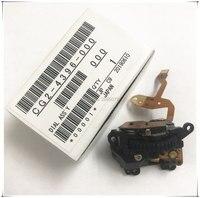 무료 배송 캐논 eos 7d2 7dii 7d 마크 ii에 대한 100% 새로운 오리지널 셔터 버튼 그룹 수리 부품