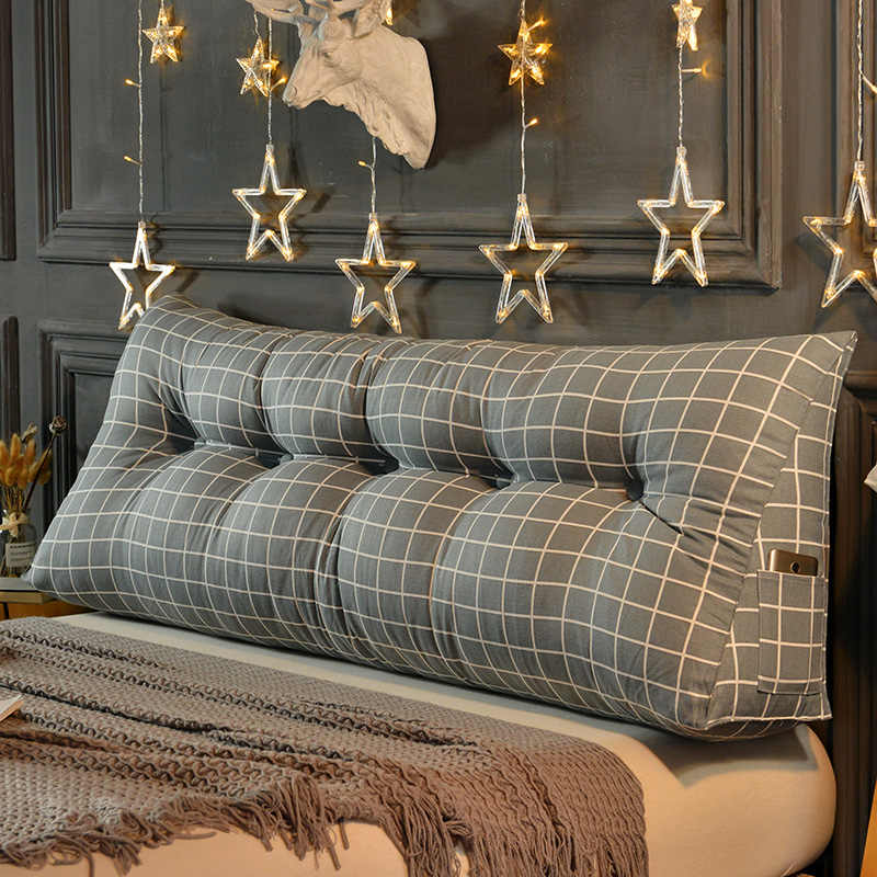 Bed Bedroom Cojines Cushions Home Decor