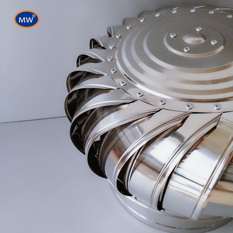 Whirligig Roof Ventilation Pump Room Ventilator Fan 300/400 Type For Factory Workshop Poultry House Ventilation Fan