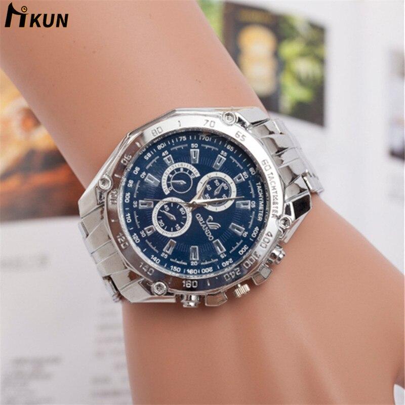 2019 Relogio Masculino Top Brand Luxury Mens Watches Reloje Watch Men Fashion Sport Quartz Watch Business Men Watch Reloj Hombre