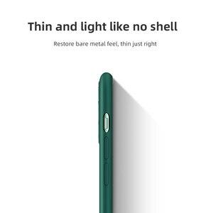 Image 5 - Benks Liquid Silicone Ốp Lưng Điện Thoại Iphone 11/11 Pro/11 Pro Max Chống Rơi Full Bảo Vệ Làn Da Mịn Màng nắp Lưng Điện Thoại Vỏ