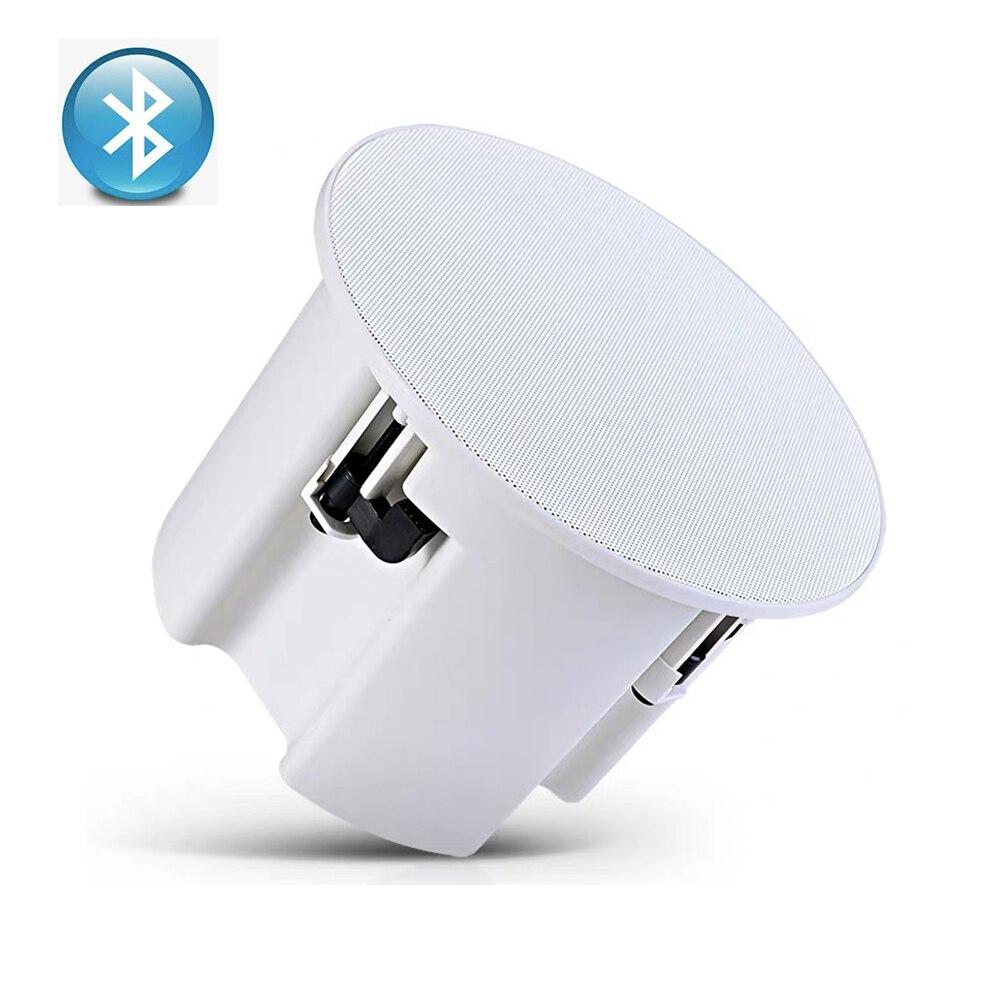 20 Вт bluetooth беспроводной потолочный динамик пульт дистанционного управления активный динамик домашняя аудиосистема фоновая музыка в потолк