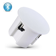 20W bluetooth wireless ceiling speaker remote controller active home audio system background music  in-ceiling