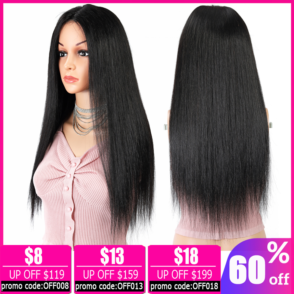 4x1 Lace Closure Wig Straight Lace Part Wig Brazilian Wig Short Human Hair Wigs For Women Pixie Cut Wig Bob Lace Wigs Non-Remy