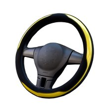 Car-Covers Protector Skidproof-Holder Interior-Accessories Steering-Wheel-Cover 38cm