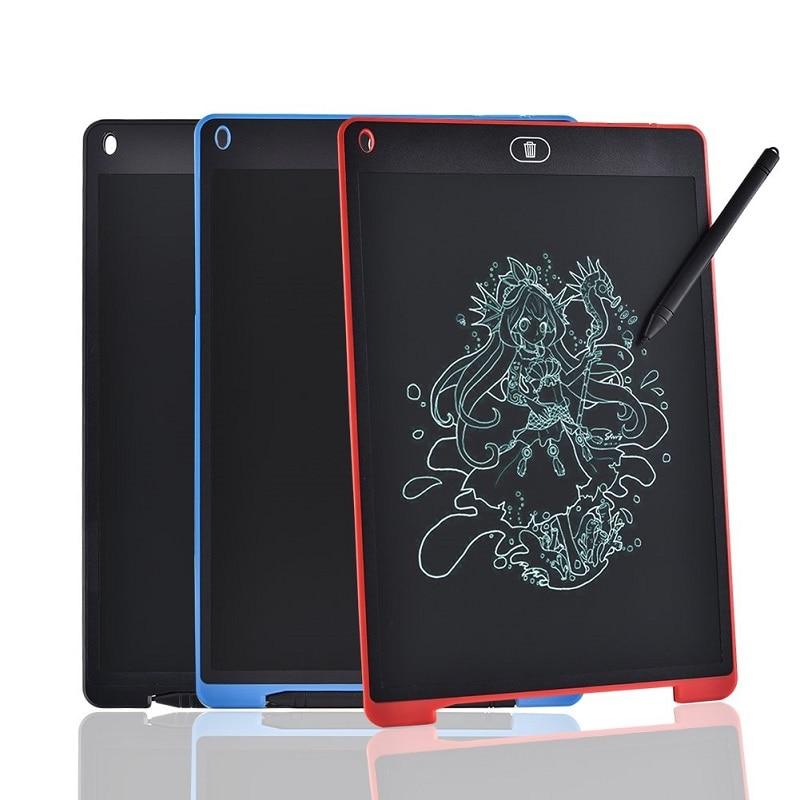 LCD כתיבת לוח גרפי אלקטרוני לציור 12