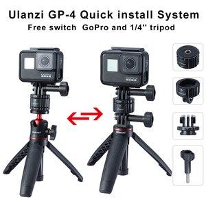 Image 1 - Ulanzi GP 4 クイックリリース磁気マウントベース移動プロと 1/4 三脚マウントベースアダプタ移動プロ最大/8/7/6/5/4/3 アクセサリー