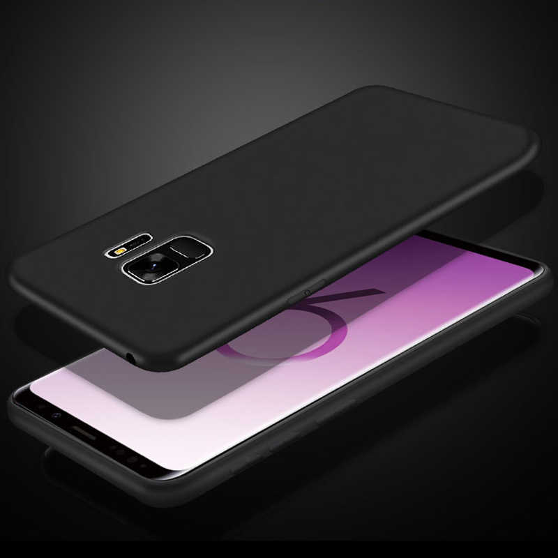 For Samsung Galaxy A5 2016 2017 A8 2018 Case Soft TPU Silicone Candy Color For Samsung Galaxy J3 J5 J7 2016 2017 J2 Prime Cover