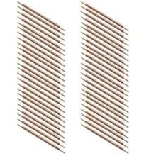 50Pc 3X80mm Point Diameter Spot Welding Rods Needles Alumina Copper Welding Rod Electrodes for Spot Welder