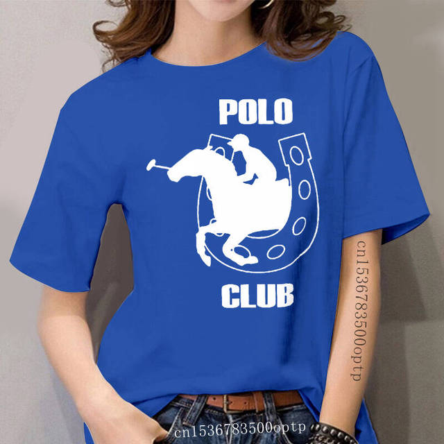 Polo Equestrian Racing Club T-Shirt & Apparel   1