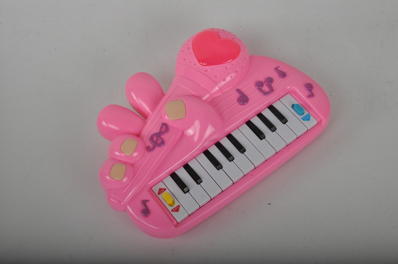 Hot Sales Good Voice Children Toy Electronic Organ GIRL'S Early Childhood Educational Music Infant Baby Training Music