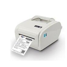Hoge Kwaliteit Thermische Label Printer Barcode Printer 110 Mm Logistieke Usb/Bluetooth Auto Peeling Draagbare Printer RD 9210
