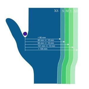 Image 4 - 100 قطعة قفازات بلاستيكية شفافة يمكن التخلص منها غسل الأطباق/المطبخ/اللاتكس/المطاط/قفازات الحديقة العالمي لتنظيف المنزل