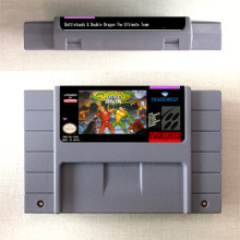 Battletoads & Double Dragon   Action Game Card US Version English Language