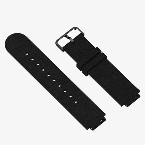 Pulseira de Relógio de Couro para Xiaomi Amazfit Nexo Relógio Inteligente 2 &