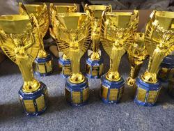 Coupe du trophée Jules Rimet la coupe du monde trophée des Champions coupe du trophée pour le prix des Souvenirs de football