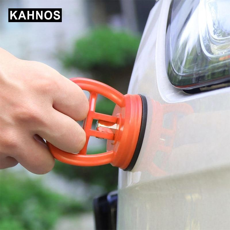 присоска для вмятин Автомобильный инструмент набор для ремонта вмятин правки вмятин кузова панели кузова Съемник стакан на присоске, стака...
