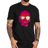 EU Größe 100% Baumwolle T Shirt PNL Le Monde Chico T Hemd Falle Rap T-shirt Casual Komfortable Kurzarm Homme t Shirt