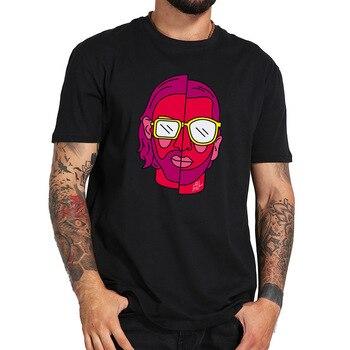 T-Shirt PNL Le Monde Chico Rap 100% coton