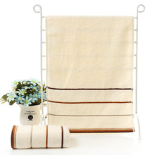 Bath towel adult beach fast drying soft 17-color thick superabsorbent antimicrobial Family Hotel Towel