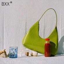 BXX – sac à bandoulière simple pour femmes, pochette à rabat assorti, marque de styliste Tide, paquet de tempérament, 2021, HG896