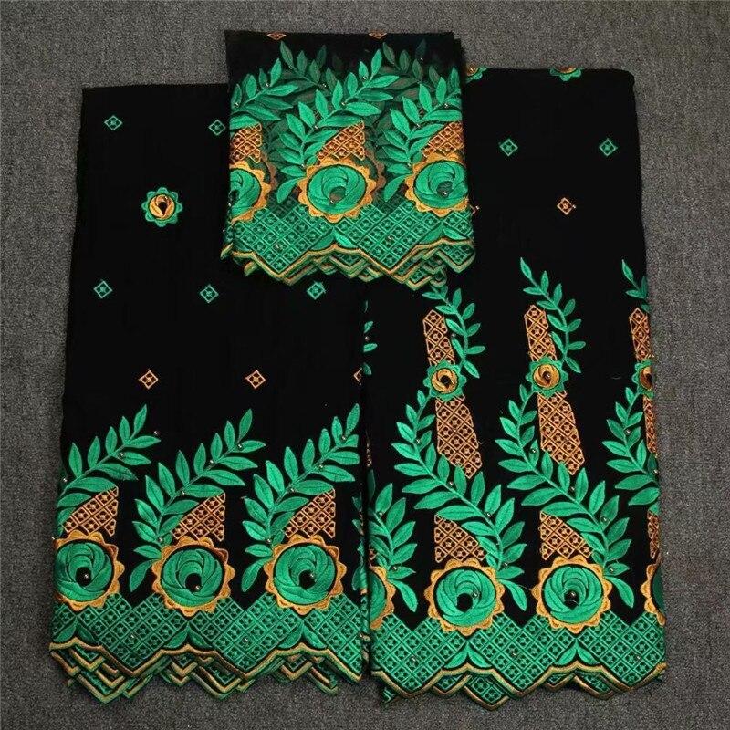 Tissu Swiss lace 5 + 2 dentelle 2019 coton   Tissu brodé de dentelle africaine, voile suisse, suisse, 8L0429, 100%