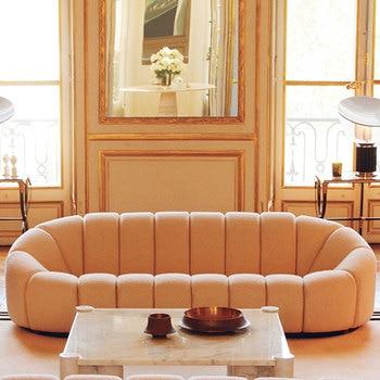 U-BEST Customized Interior Fabric Sofa 1