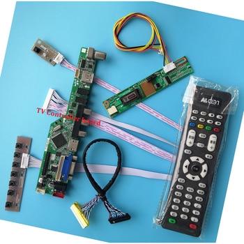 LCD LED AUDIO TV HDMI USB VGA AV 1CCFL lamps Controller driver Board For TX39D30VC1GAA 1280*800 display card tv hdmi vga av usb audio tv lcd driver board 15 4 inch lp154w01 b154ew08 b154ew01 lp154wx4 1280x800 lcd controller board diy kit